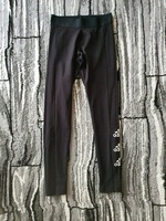 Used Adidad logo tights Small for women in Dubai, UAE