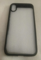 Used Black Mobile case for  IPX brand new in Dubai, UAE