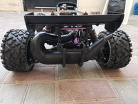 Used hpi baja 5b 26cc in Dubai, UAE