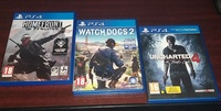 Used 3 PS4 CDs. Best Offer. in Dubai, UAE