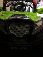 Used Kids Rechargeable Monster Jeep in Dubai, UAE