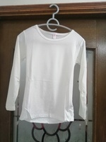 Used Pure white color brand new T-shirt. in Dubai, UAE