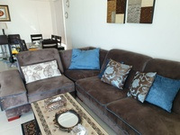 Used Sofa set with cofee table in Dubai, UAE