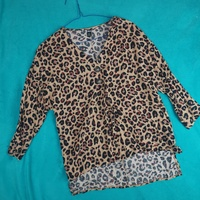 Used Leopard printed two lengths sides top in Dubai, UAE