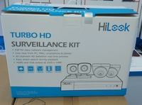 Used Hilook 4ch cctv kit in Dubai, UAE