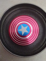 Used Captain America Fidget Spinner (Steel) in Dubai, UAE
