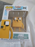 Used Pop figure Adventure time Jake in Dubai, UAE