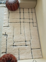 Used Small Moroccan rug in Dubai, UAE