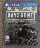 Used Days Gone brand new ps4 game in Dubai, UAE