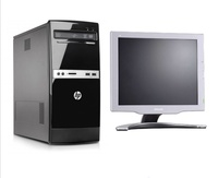 Used Complete HP Desktop with Philips Monitor in Dubai, UAE