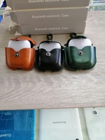 Used Airpods leather protective cover in Dubai, UAE