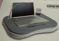 Used Portable laptop lap desk in Dubai, UAE