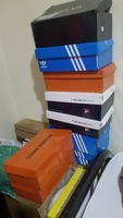 Used 10 PAIRS OF BRANDED SHOES in Dubai, UAE