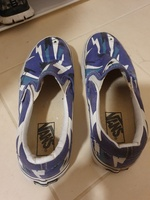 Used Vans size 6.5 women , 5 men in Dubai, UAE