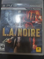 Used L.A noire ps3 game in Dubai, UAE