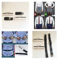 Used Shirt Anti Wrinkle Strap 2 Pcs in Dubai, UAE