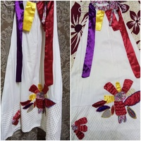 Used Half frock size 8 to 9 year in Dubai, UAE