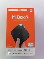 Used Mi Box S android TV in Dubai, UAE
