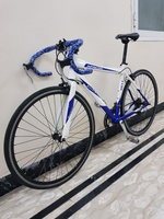 Used Road Bike Blue in Dubai, UAE