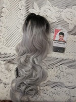 Used Wave Ombre Gray Hair in Dubai, UAE