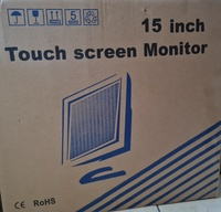 "Used 15"" HDMI Touchscreen LCD NEW in Dubai, UAE"