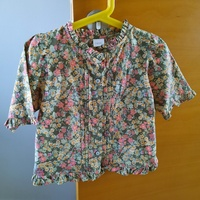 Used Floral summer top by next 4-5yrs in Dubai, UAE