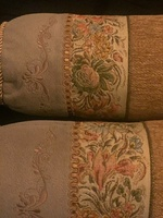 Used 2cushions with one embroidery cover each in Dubai, UAE