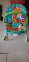 Used Baby bath and rocker in Dubai, UAE