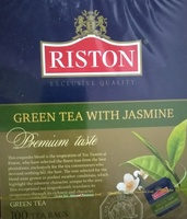 Used Green tea with jasmine 100 tea bags in Dubai, UAE