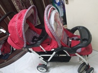Used Stroller for twins in Dubai, UAE