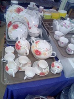 Used 51pcs Dinner set seramic in Dubai, UAE