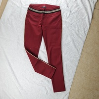 Used MASSIE Red high quality trousers in Dubai, UAE
