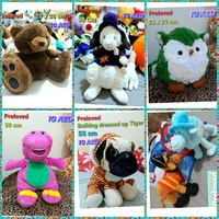 Used Stuff toys in Dubai, UAE