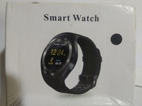 Used HD Smart watch Black. in Dubai, UAE