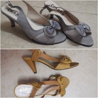 Used 2 items ( 2 sandals together) in Dubai, UAE
