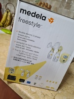 Used Medela double electric in Dubai, UAE
