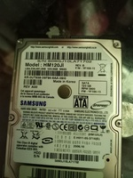 Used Samsung laptop harddisk 120GB in Dubai, UAE