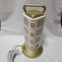 Used Smart Vertical Socket with USB (4 Layer) in Dubai, UAE