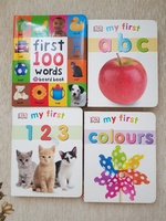 Used 4 new children books in Dubai, UAE