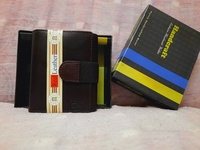 Used Brand new mens leather wallet in Dubai, UAE