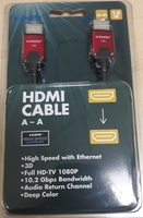 Used HDMI CABLE A-A  1.8 m in Dubai, UAE