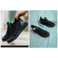 Used Men Letter Graphic Wide Fit Sneakers in Dubai, UAE