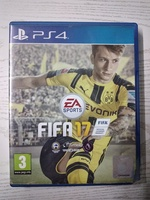 Used Fifa 17 and 16 for 50 dhs in Dubai, UAE