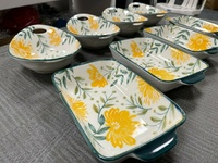 Used Porcelain kitchen bowls in Dubai, UAE