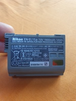 Used New Nikon EN-EL15a Rechargeable Li-ion B in Dubai, UAE