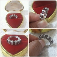 Used Vintage silver ring for lady *, in Dubai, UAE