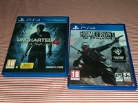 Used PS4 CDs. BUNDLE in Dubai, UAE