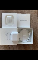 Used APPLE AIRPODS 2 FREE COVER NEW *💯✅ in Dubai, UAE
