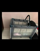 Used Crib cot in Dubai, UAE