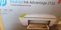 Used Hp deskjet ink 2135 printer scan copier in Dubai, UAE